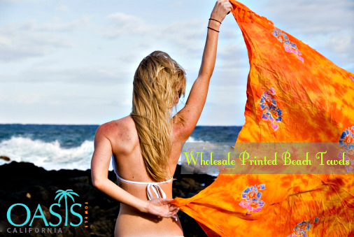 Get The Best Beach Towels From The Wholesalers