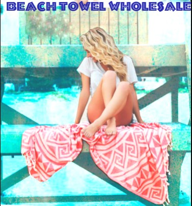 Go The Colorful And Trendy Way With Beach Towels