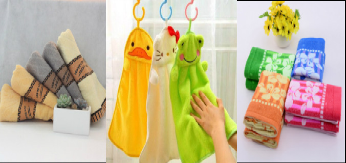 Wholesale Hand Towels – Why Go for Them?