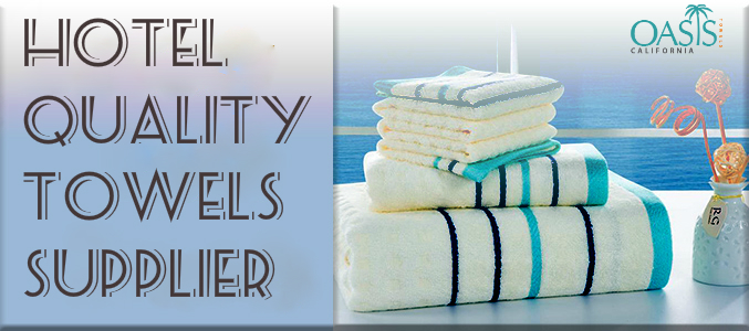 Critical Benefits That Hotel Towel Wholesale Manufacturers Offer Today