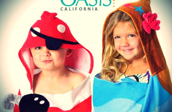 Baby Hooded Beach Towels Can Make Fantastic Gifts