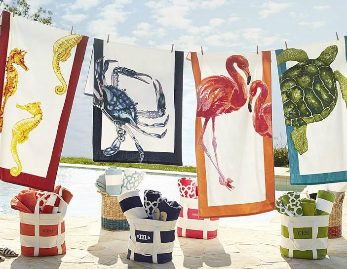 Guide to Choosing the Right Personalized Beach Towels at Cheap Rates