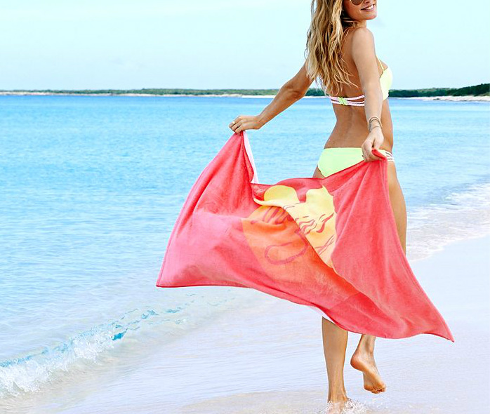 You are Pampered with Ample Choices when Picking Beach Towels