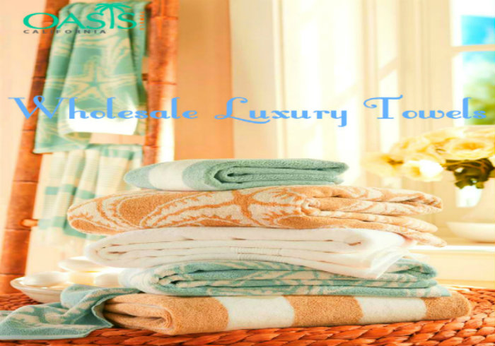 Luxury and Comfort Seals the Deal in World-Class Towels