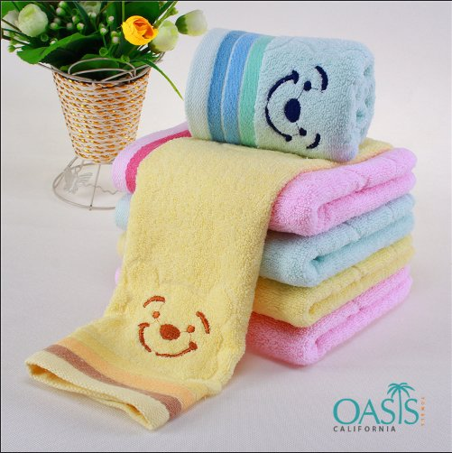 Adorable and Cool Beach Towels Adds More Excitement to Beach Time for Kids