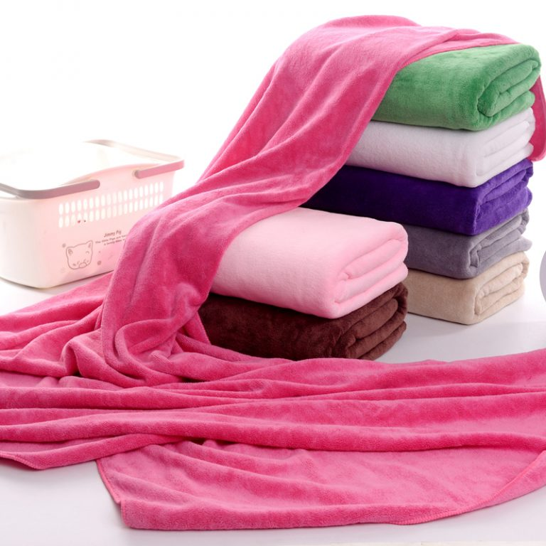 Why Microfiber Towels Are Setting A New Phenomenon in The Recent Age