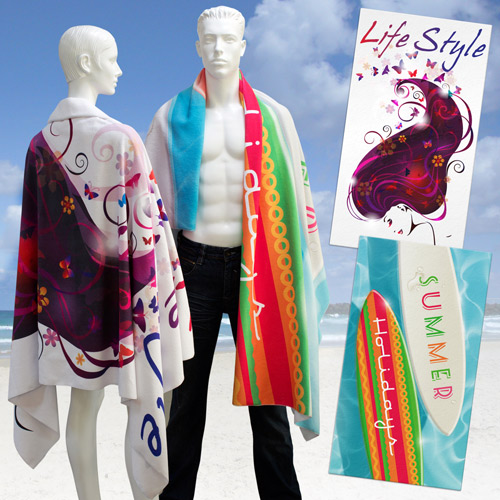 Sublimated Towels As Gifts - How To Customize Wholesale To Get Optimum Financial Return?