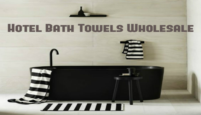 Notch Up Your Hotel's  Ambiance And Comfort Level With An Assortment Of Hotel Towels