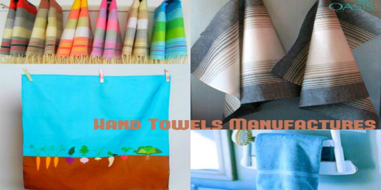 hand towel manufacturers