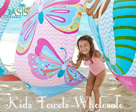 3 Types of Cotton Beach Towels to Buy for Kids