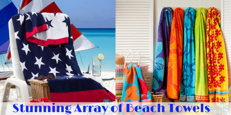 Stunning Array of Beach Towels Introduced by The Wholesale Suppliers This Season