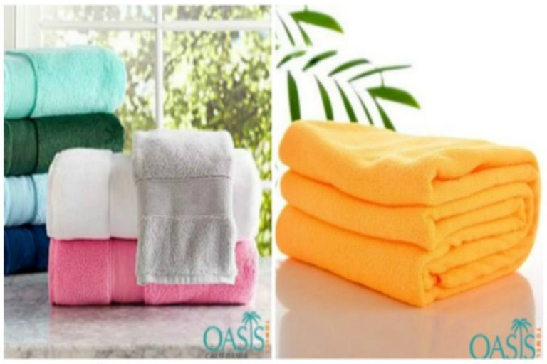 Alternative Uses Of Microfiber Bath Towels