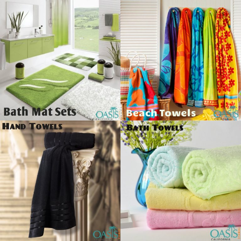 Types of Towels Crafted by a Leading Wholesale Towel Company which Everyone should Own