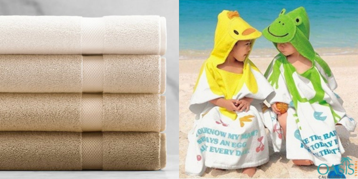Towels to Carry for your Beach Vacation: Sublimation, Turkish and More