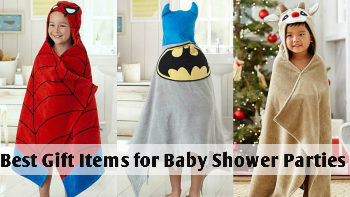 The Wholesale Towels Can Be the Best Gift Items for Baby Shower Parties