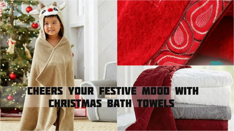 The Christmas Special Bath Towels Wholesale Products Brought in by Designers
