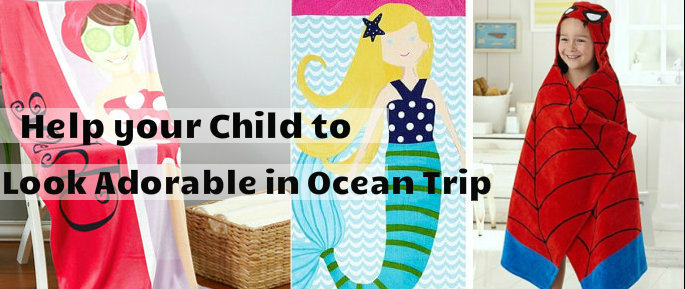 3 Types of Must Have Prints on Beach Towels for Kids!