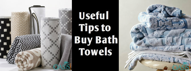 4 Super Useful Tips to Buy the Best Bath Towels