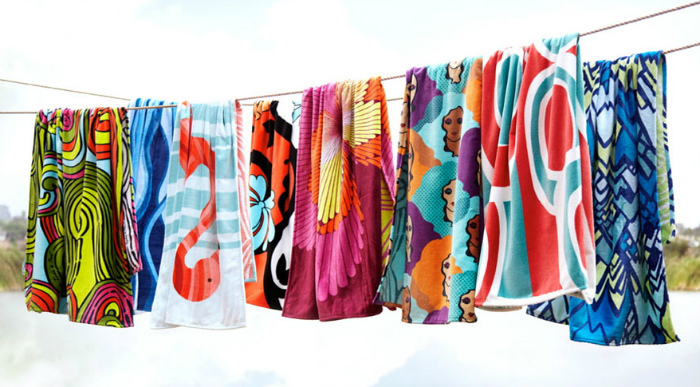 How can You Display the Beach Towel Wholesale Pieces? We get you Covered!