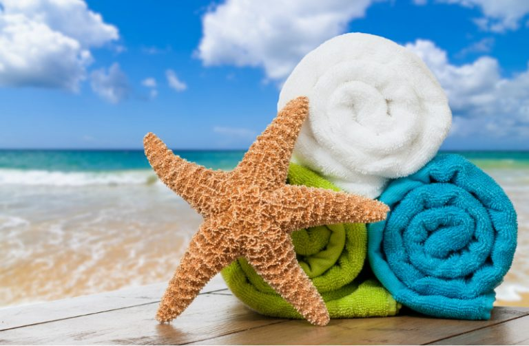 4 Reasons Why Beach Towels Are Great For An After-Bath Drying Session