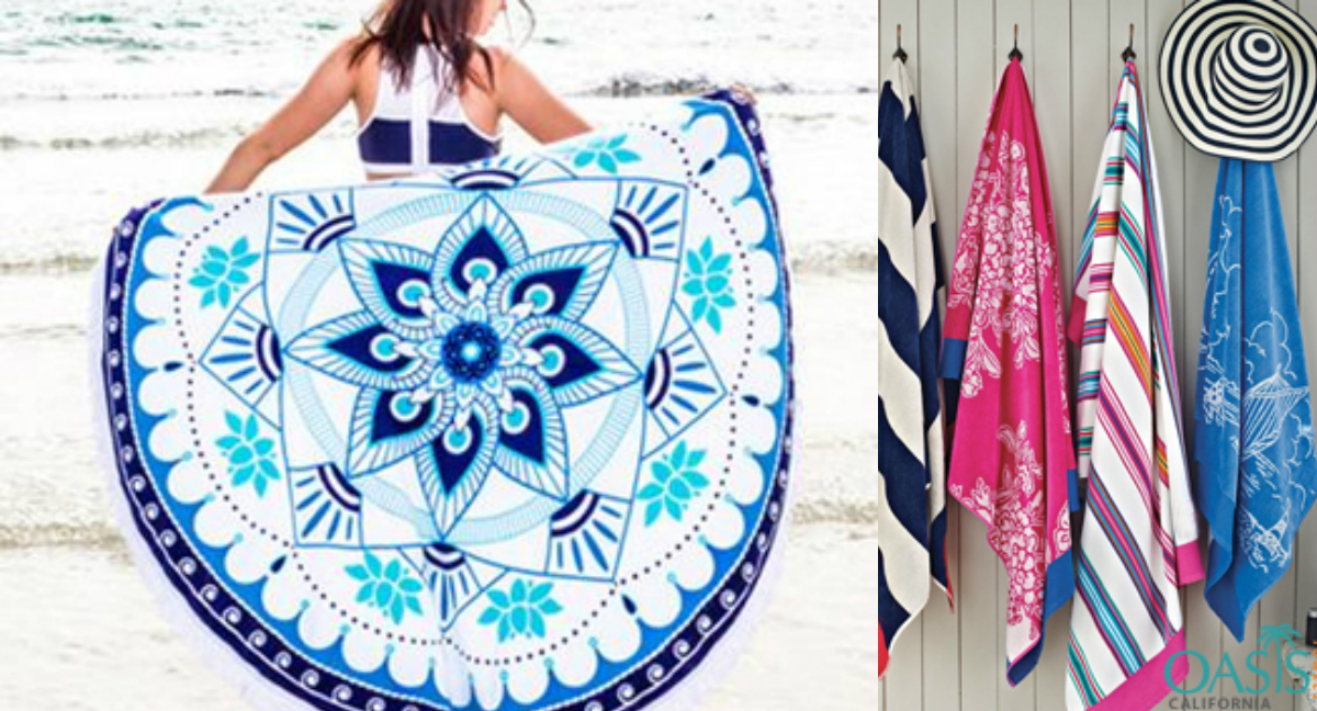 The Expert Recommended Tips to Wash and Take Care of Your Beach Towels