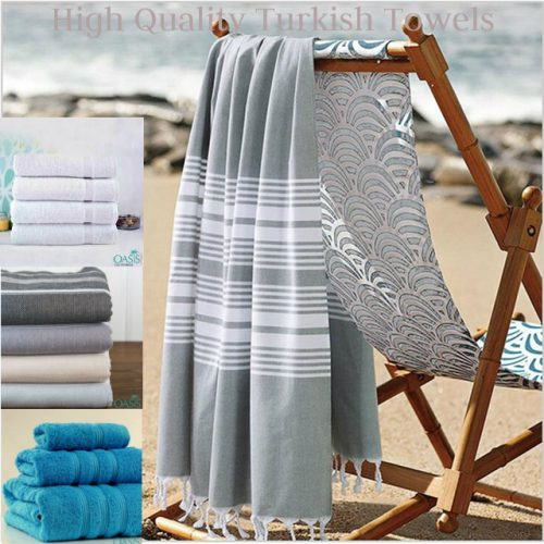 The Top 5 Reasons to Love the High Quality Turkish Towels