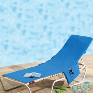 Blue Lounge Chair Beach Towels Manufacturer