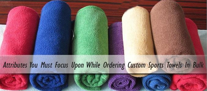 Custom Sports Towels suppliers