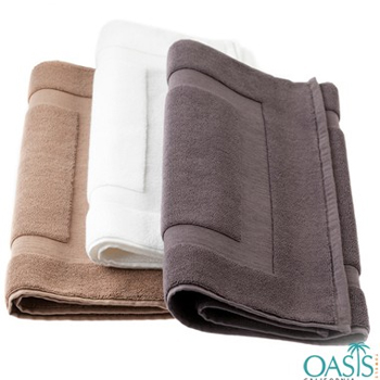 Wholesale White, Brown and Fawn Turkish Bath Towel Set