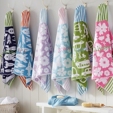 kids towels wholesale