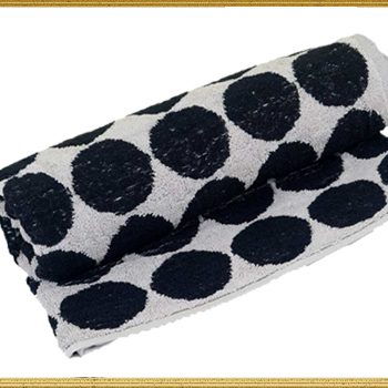 Monochrome City by Wholesale Night Towels Manufacturer