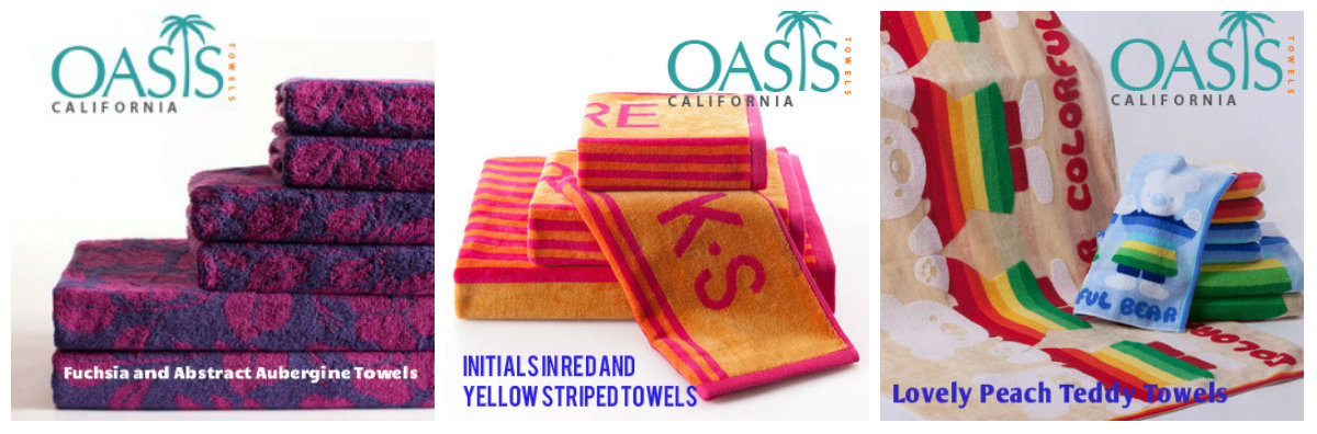 Oasis Sports Towels