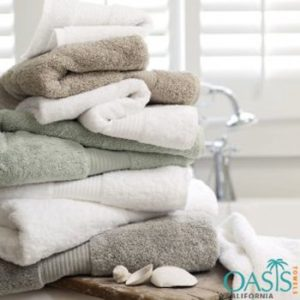 Wholesale Plain Soft Plush Bath Towels Manufacturer