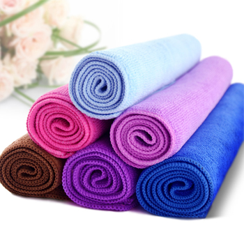 Wholesale Bright Colored Bamboo Salon Towels Manufacturer