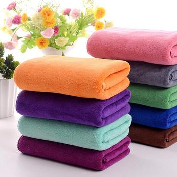 Wholesale Soft Colored Bleach proof Salon Towels Manufacturer