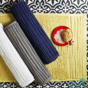 Wholesale Stripe Bath Mat Manufacturer