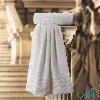 Wholesale White Hand Towels Manufacturer