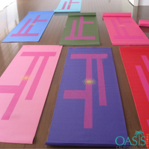 Wholesale Yoga Mats Manufacturer