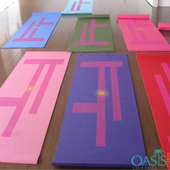 Wholesale Yoga Mats Manufacturer
