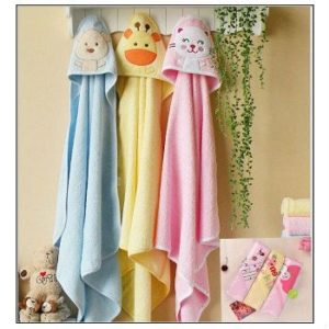 Kids Jacquard Towels Wrap Wholesale Manufacturer