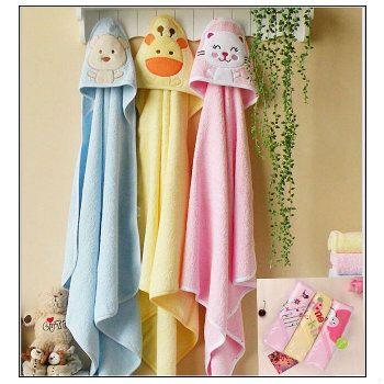 Kids Jacquard Towels Wrap Wholesale Manufacturer