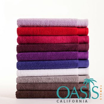 Wholesale Multi-Hued Basic Hand Towels Manufacturer