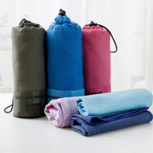 Wholesale Non Slip Custom Yoga Mat Cooling Towel Manufacturer