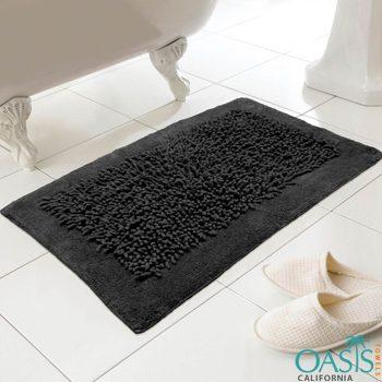 Black Bath Mat Wholesale Manufacturer