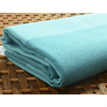 Fluffy Flax Cotton Turkish Terry Towels Manufacturer