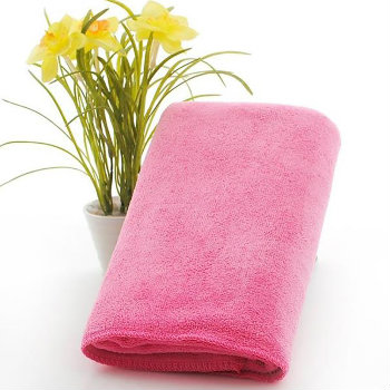 Wholesale Blush Pink Custom Towels Manufacturer