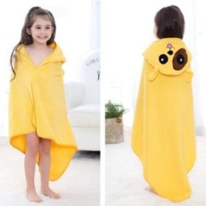 Wholesale Buttercup Yellow Custom Towel