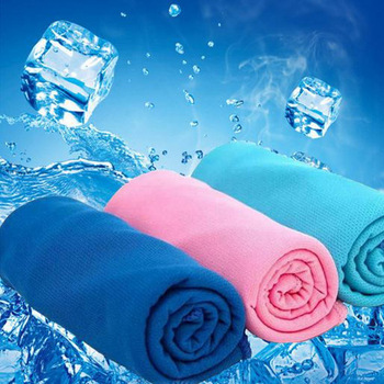 Wholesale Microfiber Icy Cool Sports PVA Towel Manufacturer