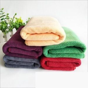 Wholesale Deep-Colored Microfiber Towels