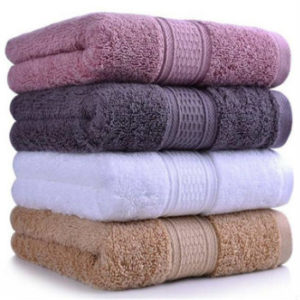 Best Wholesale Organic Colorful Cotton Towels Manufacturer